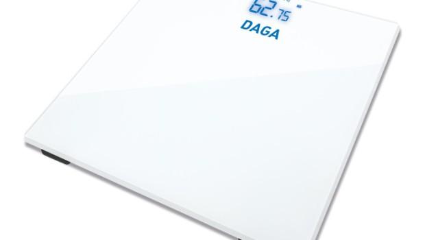 Báscula BS-100 de Daga, la elegancia en el cuarto de baño