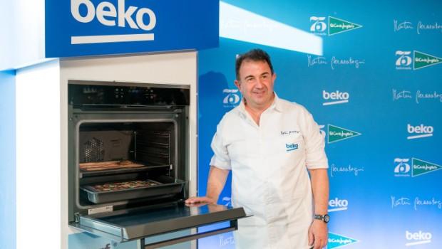 Martín Berasategui, imagen de Beko