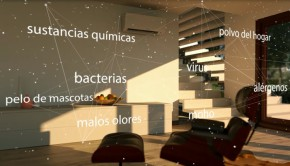 Daikin cuida a las personas con alergia a los ácaros del polvo