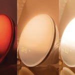 Despertador Philips Wake Up Light HF3520, simulación amanecer