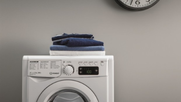 Imagen ambiente lavadora MyTime de Indesit