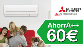 Promocion aire acondicionado Mitsubishi Electric