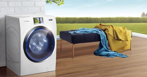 Tecnologías de vanguardia en las nuevas lavadoras Hisense