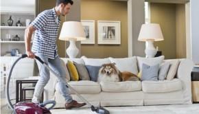 Elimina los olores y los pelos de las mascotas de tu hogar con Cat&Dog de Miele