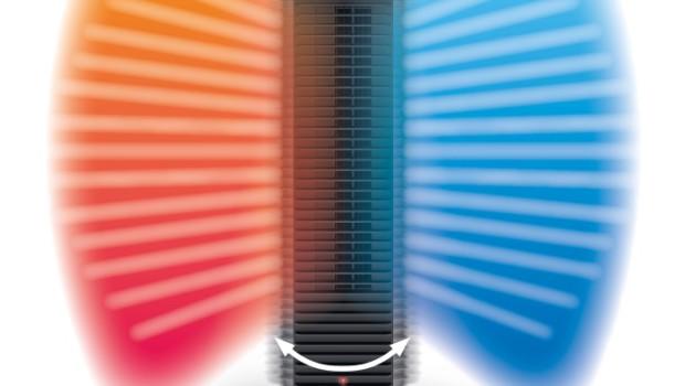 Mantén la temperatura idónea con el nuevo calefactor Paul de Stadler Form