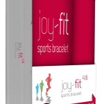 pulsera deportiva joy-fit packaging